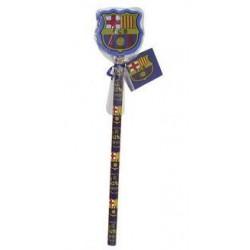 F. C. Barcelona  Lápiz goma