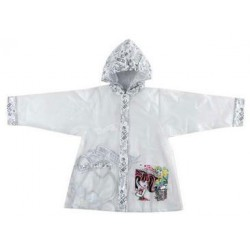 Monster High Impermeable talla 10