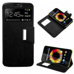 Funda Flip Cover para Wiko Sunset