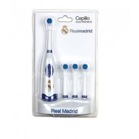 Cepillo Eléctrico Real Madrid