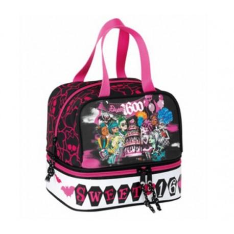 Bolsa Merienda Monster High