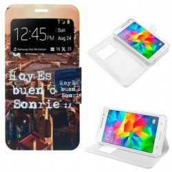 Funda Flip Cover Samsung Galaxy Grand Prime
